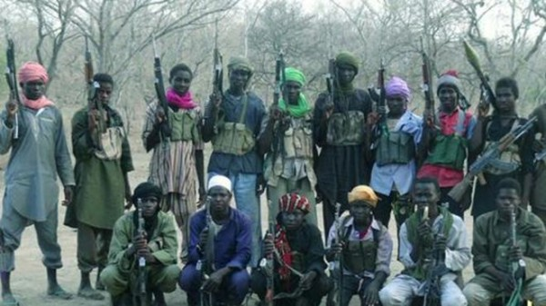Boko Haram fighters : 300 of them arrested by Multinational Force