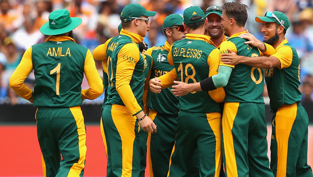 South Africa's cricketers
