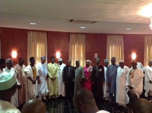 Governor El-Rufai and his new commissioners