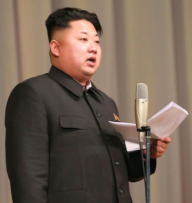 North Korea's Kim Jong Un:   ready to use nuclear weapon