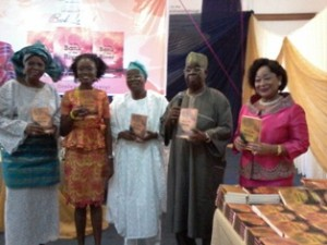 Launching the book