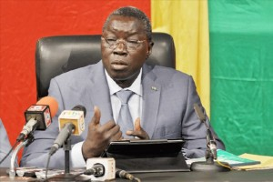 Jean Bertin Ouedraogo: also detained