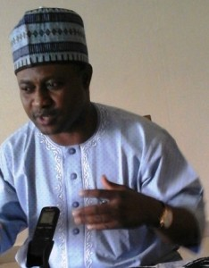 """Uba Sani: """"Though the government has started making positive impact in many other areas, nobody is talking about them. People were busy making a lot of noise on the demolition. I expected people to commend the government on some of the things we have started doing, that are positive when it comes to educational development in the state."""""""