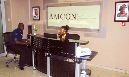 The AMCON office