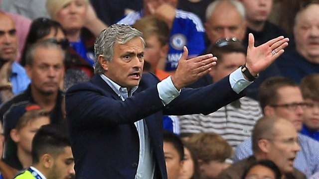 Mourinho: Chelsea only garner 4 points in four matches
