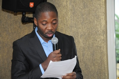 Oloketuyi: sent to jail for publishing alleged romance between bank MD and female staff