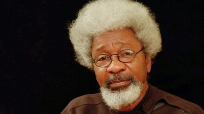 Soyinka: Arrested for allegedly forcing Western Broadcasting Service to air his own subversive tape, asking Akintola to resign