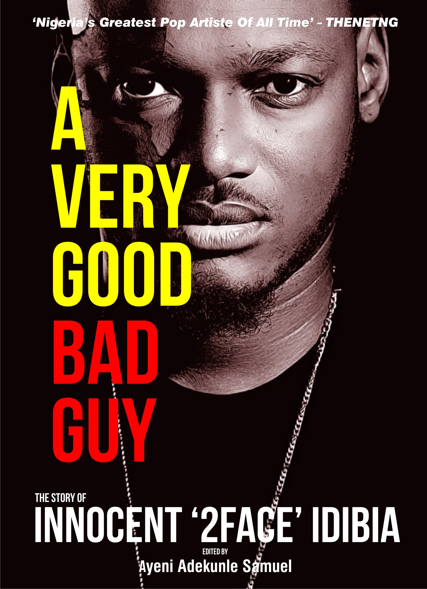 Cover of the biography of 2Face