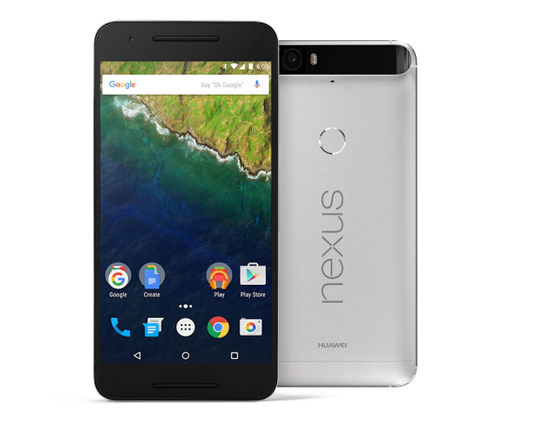 Google Nexus Phone: with streaming applications