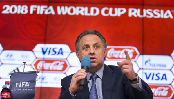 Vitaly Mutko: offers to resign