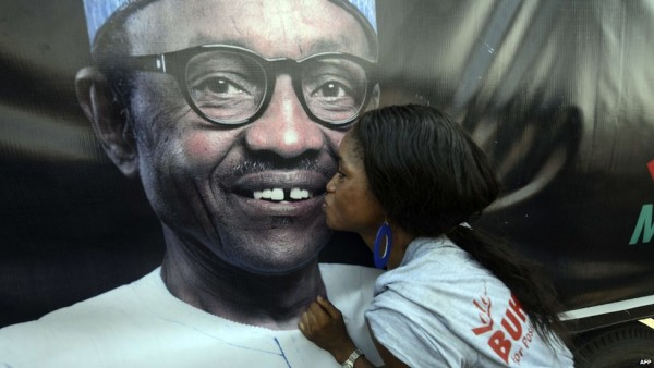Buhari: Undying Love by Nigerians