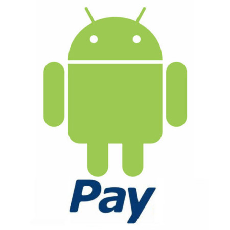 The Android Pay logo