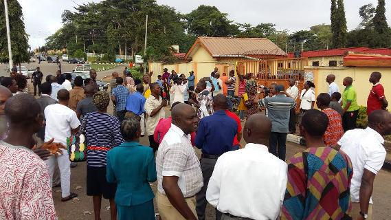 Workers in Ondo State