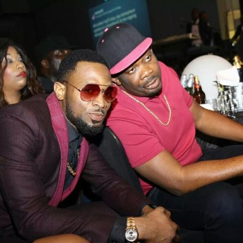 D'banj and Don Jazzy,