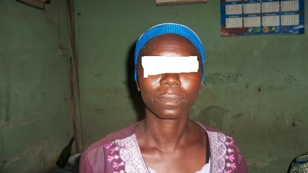 """Elizabeth Olawale: """"We met the Fulani-Bororo on the way. They beat us and collected our money. They also collected my handset. I just bought another one. They were up to eight. They took turns to rape me and the other woman on the road in the presence of everyone. They were armed with guns, dangerous weapons and charms. They operated for over one hour because many passengers from many vehicles were affected."""""""