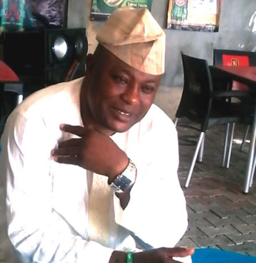 Olorunoje: Claims chairmanship of party