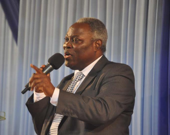 """Kumuyi:  """"A man of no decision is a man of no value, no stamina. Decision makes or mars a man. It is the decision that makes the man; it is indecision that breaks the man."""""""