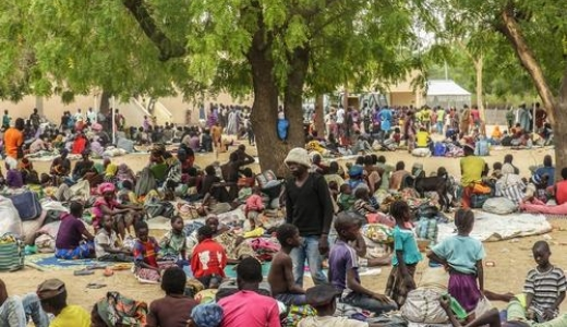 Refugees in Lake Chad region: they need food, WFP says