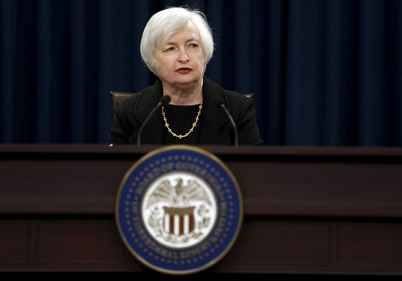 Janet Yellen, US Federal Reserve chair
