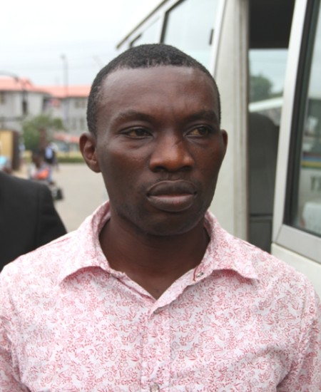 Lawrence Okoh Nnali, also known as Lawrence Oladele