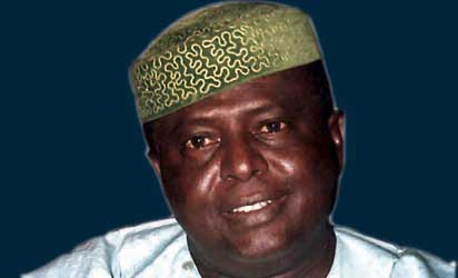 Oluwole Awolowo, Hannah's second son, who died in 2013 at the age of 70