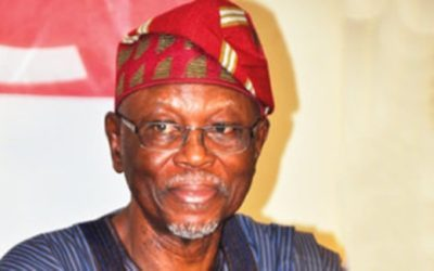 """Oyegun: """"The primary has been rescheduled. It had to be called off due to security challenges,"""""""