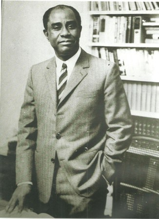 Professor Keneth Onwuka Dike, first VC, UI and father of African Historiography
