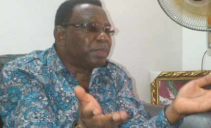 Tunji Shelle: party gripped by  leadership crisis