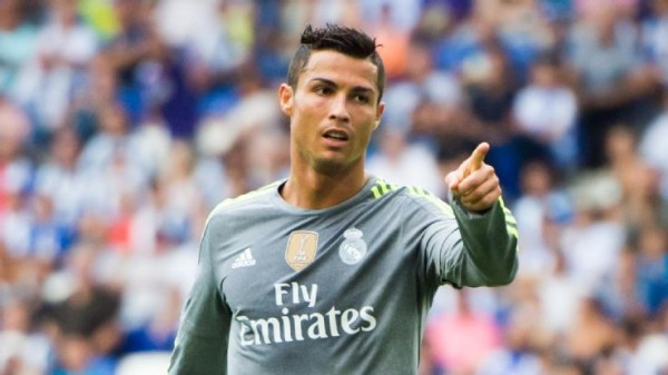 Ronaldo: on the rampage with 5 goals; broke the records too