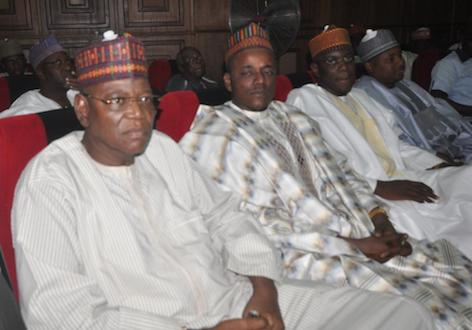 Ex-governor Sule Lamido and his two sons: trial continues