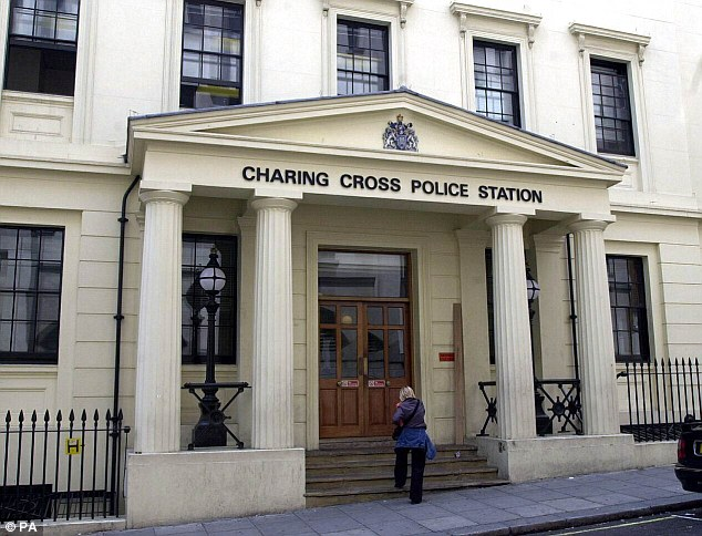 Charing Cross Police Station: where Diezani was questioned today on money laundering allegations