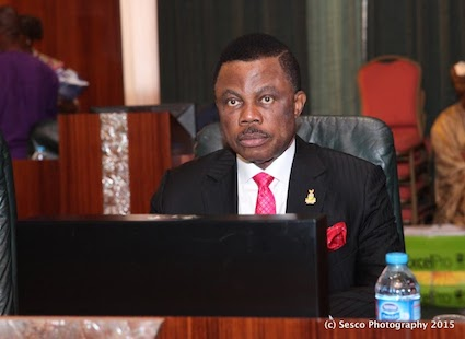 Obiano: signs housing MOU