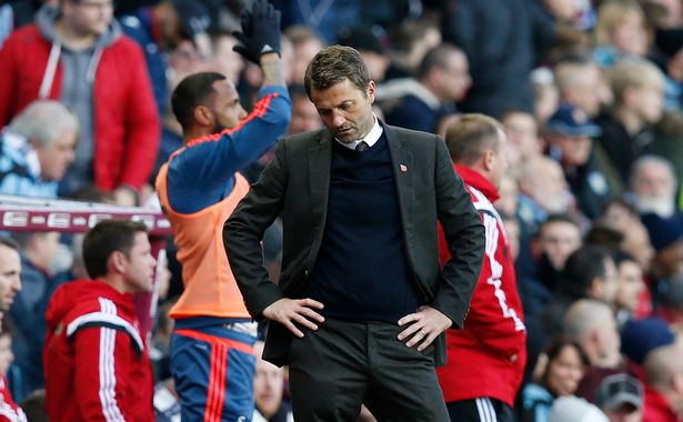Tim Sherwood: booted out