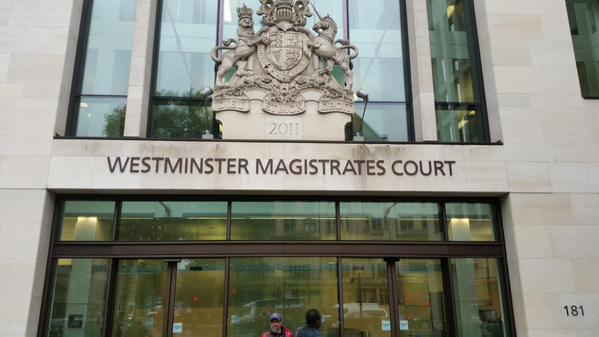 Westminster Magistrate court