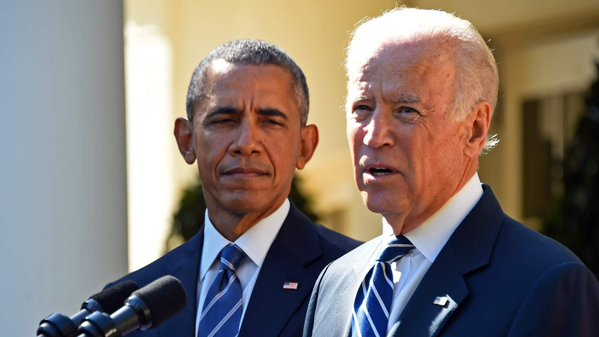 US VP Joe Biden: opts out of 2016 race for White House