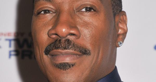 Eddie Murphy: joked about Bill Cosby  for messing up