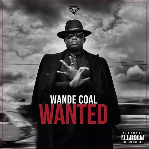 Wande Coal on the cover of his new album