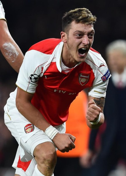 Mesut Ozil: Football was and is still my life