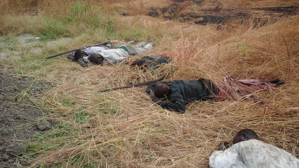End of the Road: the Boko Haram terrorists killed in the raid