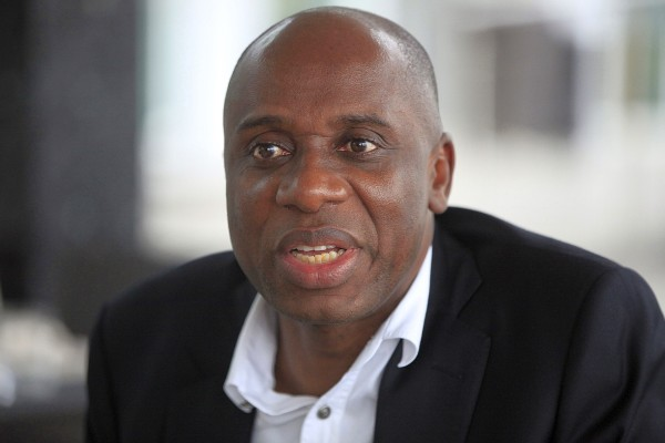 Rotimi Amaechi: screening as minister moved again