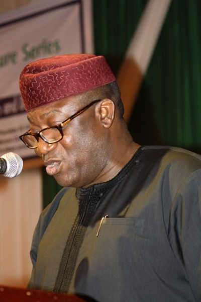 """Kayode Fayemi: """"Abuse of power and impunity are as much a reality of leadership in the private sector as it is in the public sector. In a society that esteems opulence and exalts the big man, it is no surprise that the very concept of leadership has been debased. This is apparent when we survey the signs and symbols of power in our land: the pomp and pageantry, the long motorcades, the sirens, the circus-like atmospherics surrounding leadership, the retinue of idle 'aides' and the inevitable flock of hangers-on, praise-singers and sycophants. Some of these idiosyncrasies which surround leadership in Nigeria derive from the legacy of colonialism and military dictatorship."""""""