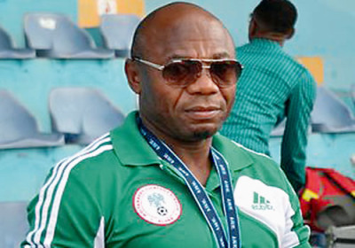 """Emmanuel Amuneke: """"The final will be an interesting challenge because we are facing the African champions. They are not new to us. We played them during the last West African Football Union (WAFU) tournament. We knew that they are physically and tactically good. I want to assure that we will work very hard to defend this cup. We are happy to be in the final and have the chance to defend the world title once again."""""""