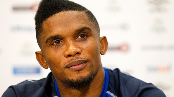 Eto'o: concerned about the plight of refugee crisis caused by Boko Haram