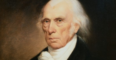 """James Madison: """"A popular government, without popular information, or the means of acquiring it, is but a prologue to a farce or a tragedy; or perhaps both."""""""