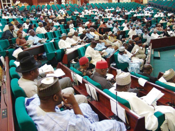 File: House of Reps in session