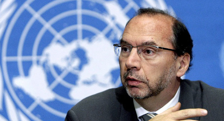 Peter Piot the discoverer of Ebola