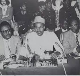 Buhari at 34 was Federal Commissioner for Petroleum Resources