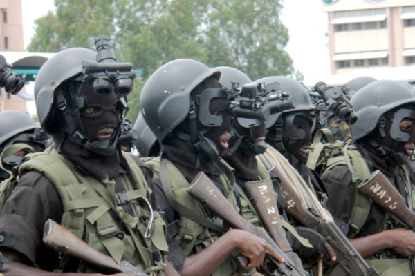 Nigeria's special forces