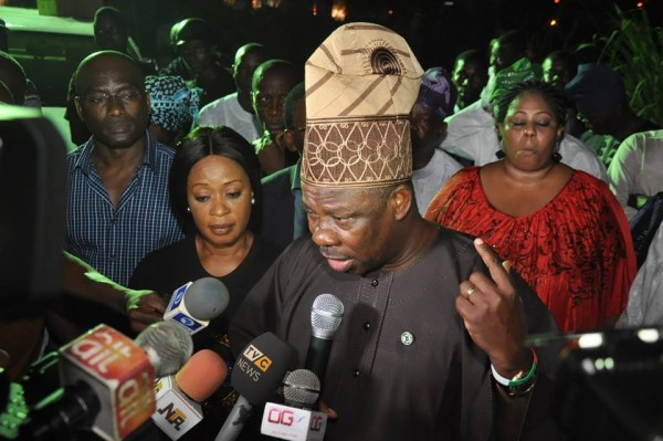 Governor Amosun: there are no federal people, the people plying this road and other affected Federal roads within our axis are our people.
