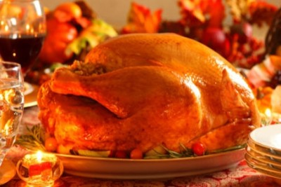 Turkey, a special meal at US Thanksgiving parties: The holiday is alien to Nigeria